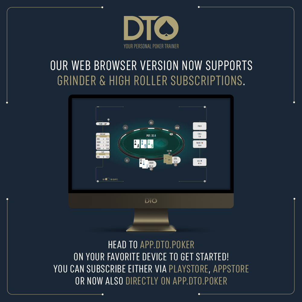 DTO Web Version